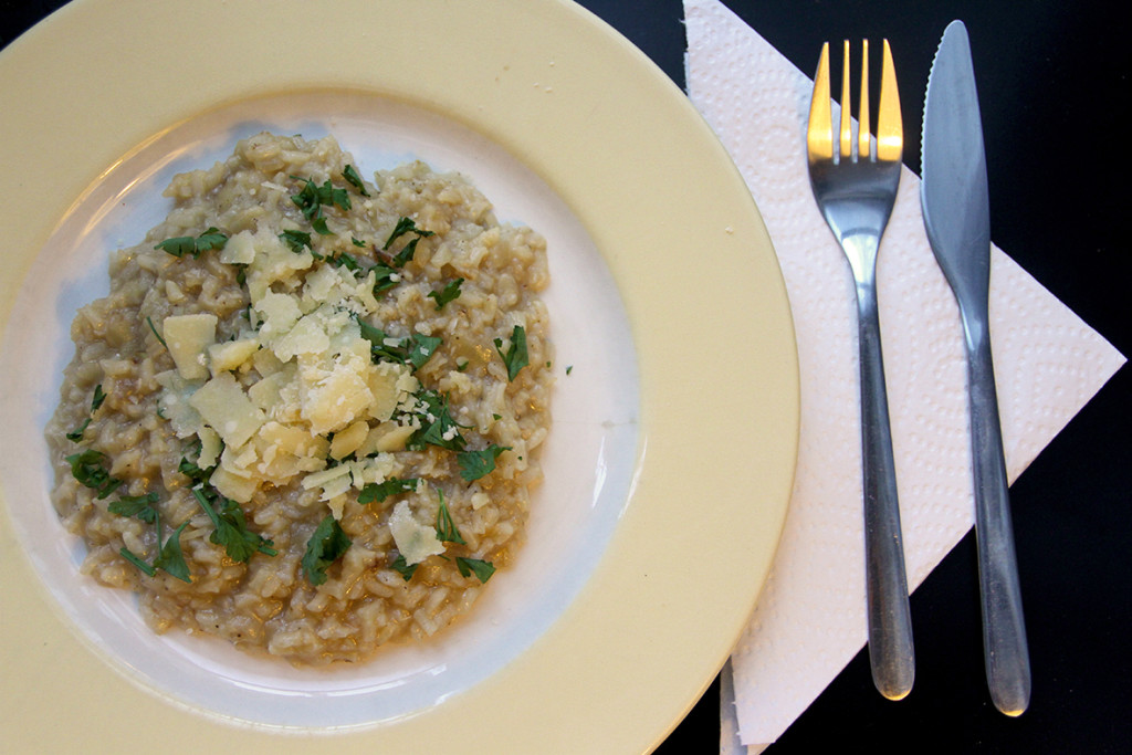 Basis recept risotto